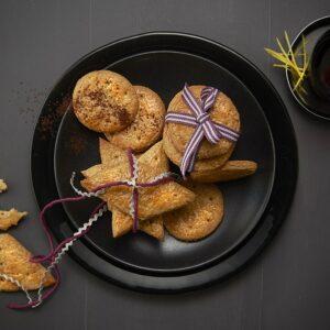 Recette Biscuits aux 4 épices - Epices Fuchs