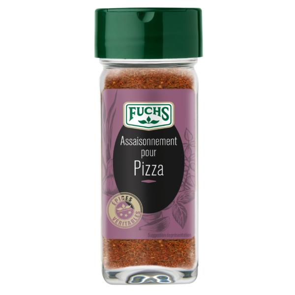 Assaisonnement pour pizza - Flacon - Epices Fuchs
