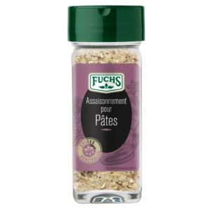 Assaisonnement pour pâtes - Flacon - Epices Fuchs