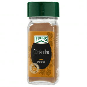 Coriandre moulue - Flacon - Épices Fuchs