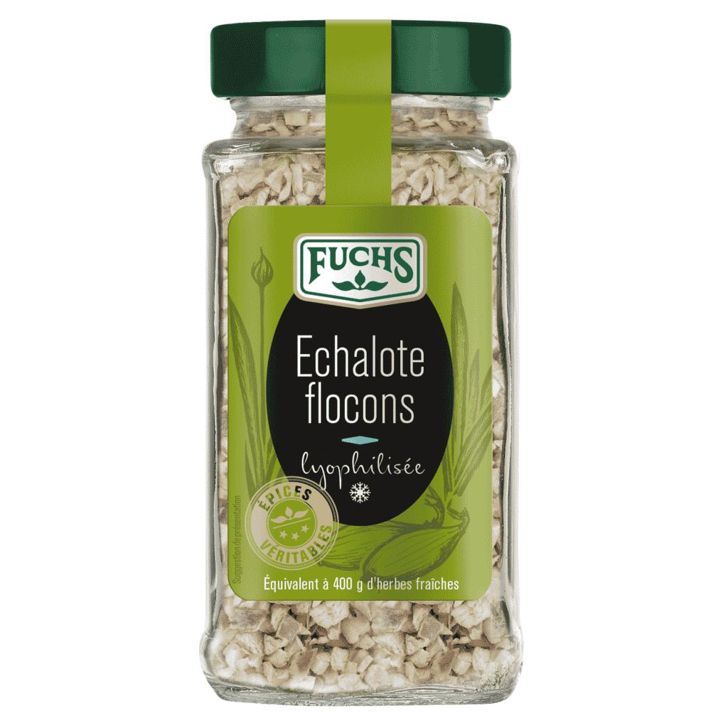 Echalote flocons - Lyophilisée - Épices Fuchs