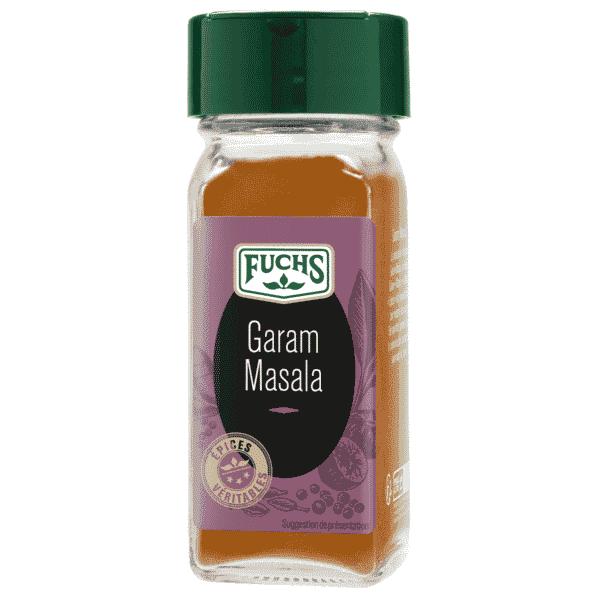 Garam Masala - Flacon - Épices Fuchs