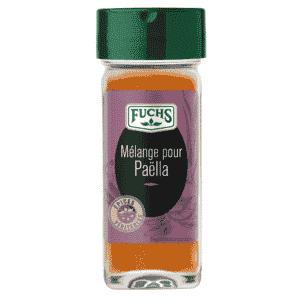 Mélange pour Paëlla - Flacon - Épices Fuchs