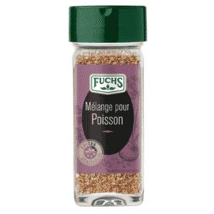 Mélange pour Poisson - Flacon - Épices Fuchs