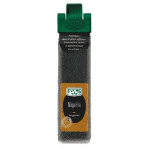 Nigelle en grains - Sachet Clip - Épices Fuchs