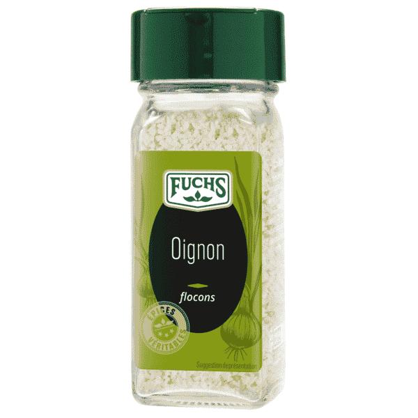 Oignon Flocons - Flacon - Épices Fuchs