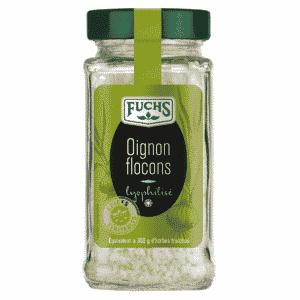Oignon Flocons - Lyophilisé - Épices Fuchs