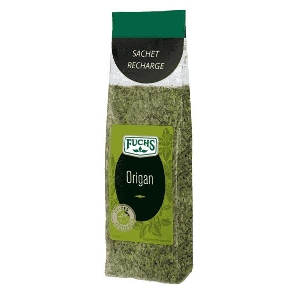 Origan - Sachet recharge - Épices Fuchs