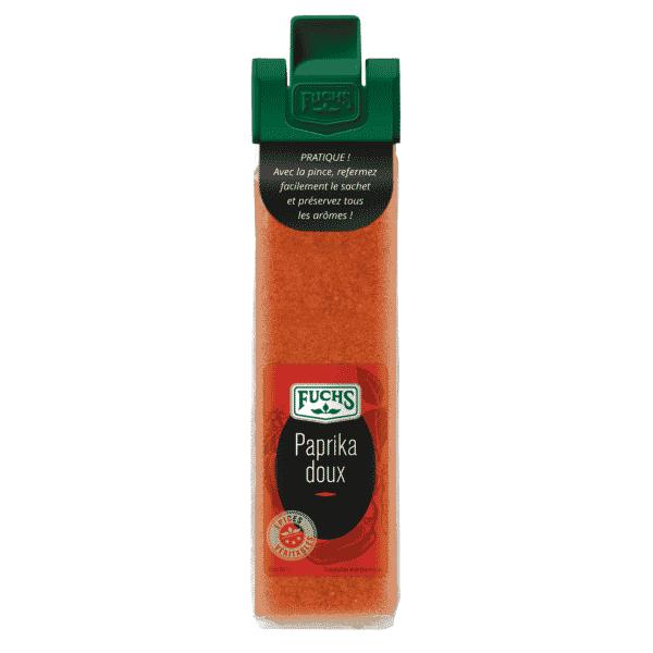 Paprika Doux - Sachet Clip - Épices Fuchs