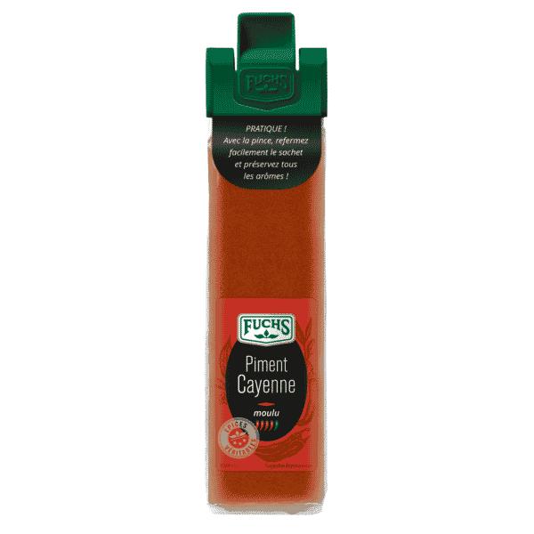 Piment Cayenne - Sachet Clip - Épices Fuchs