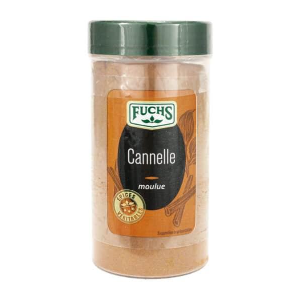 Cannelle Moulue - Tubo - Epices Fuchs