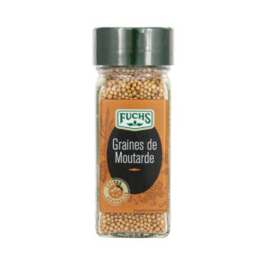 Graines de Moutarde - Flacon - Épices Fuchs