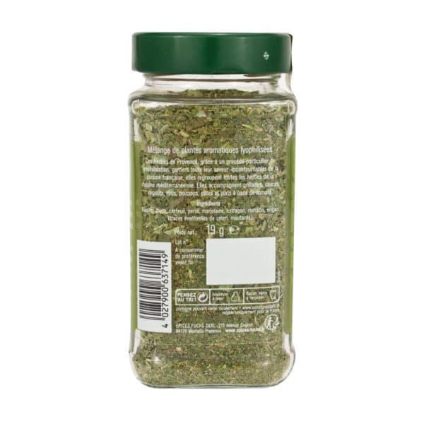 Herbes de Provence - Lyophilisées - Épices Fuchs