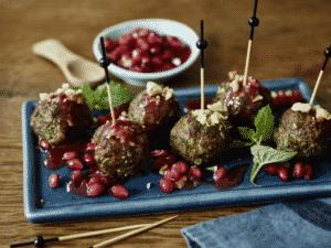 Recette boulettes à la marocaine
