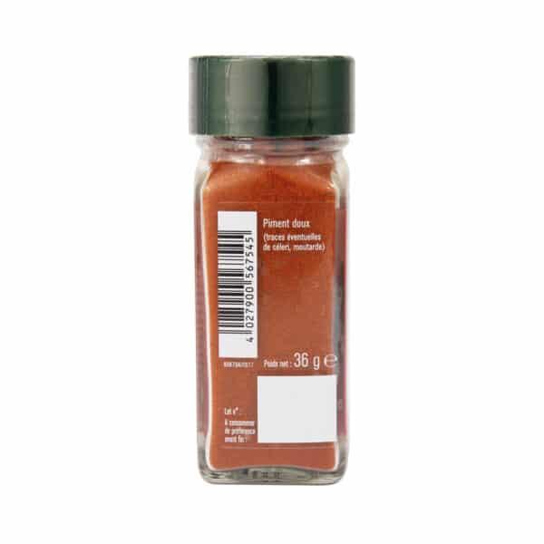 Piment doux - Flacon - Épices Fuchs