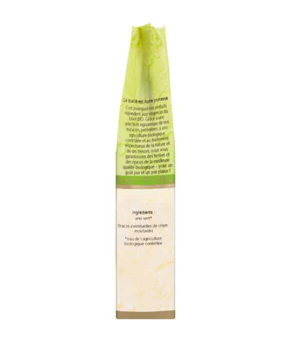 Anis vert entier bio - Sachet - BioWagner