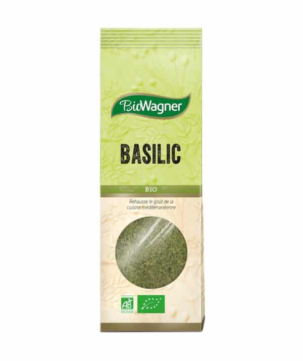 Basilic Bio - Sachet - BioWagner