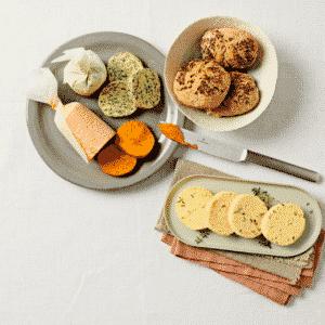Recette beurre à l'aneth et au citron