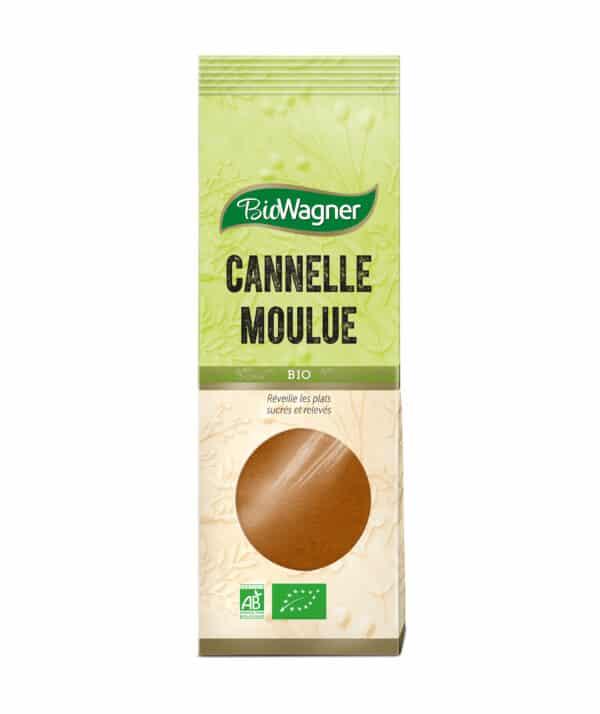 Cannelle moulue Bio - Sachet - BioWagner