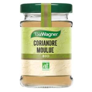 Coriandre moulue - Flacon verre- BioWagner
