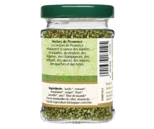 Herbes de Provence bio - Flacon verre - BioWagner