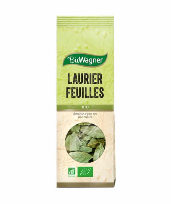 Laurier feuilles bio - Sachet - BioWagner