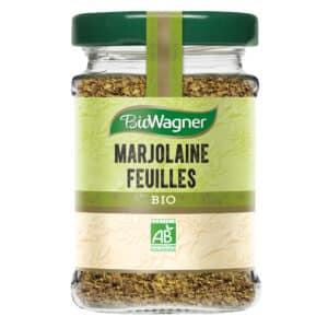 Marjolaine bio - Flacon verre - BioWagner