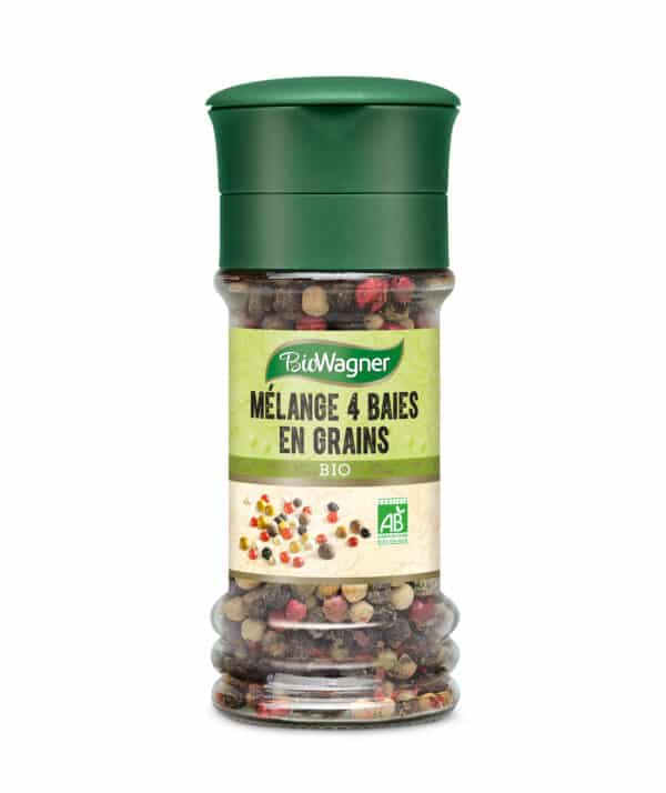 Mélange 4 baies - Moulin - BioWagner