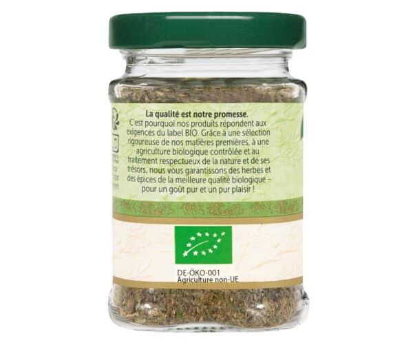 Mélange Italien Bio - Flacon - BioWagner