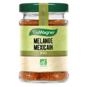 Mélange Mexicain Bio - Flacon - Epices FUCHS