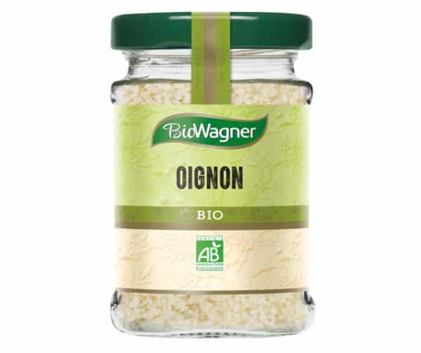 Oignon bio - Flacon verre - BioWagner