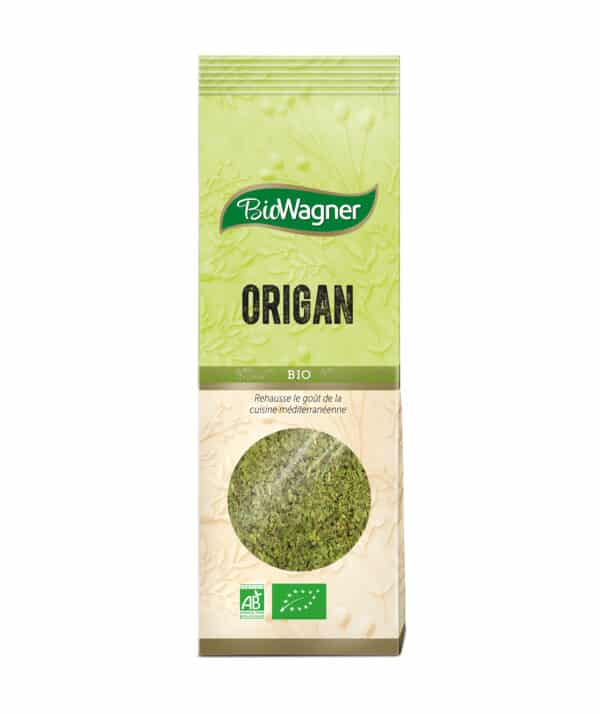 Origan Bio - Sachet - BioWagner
