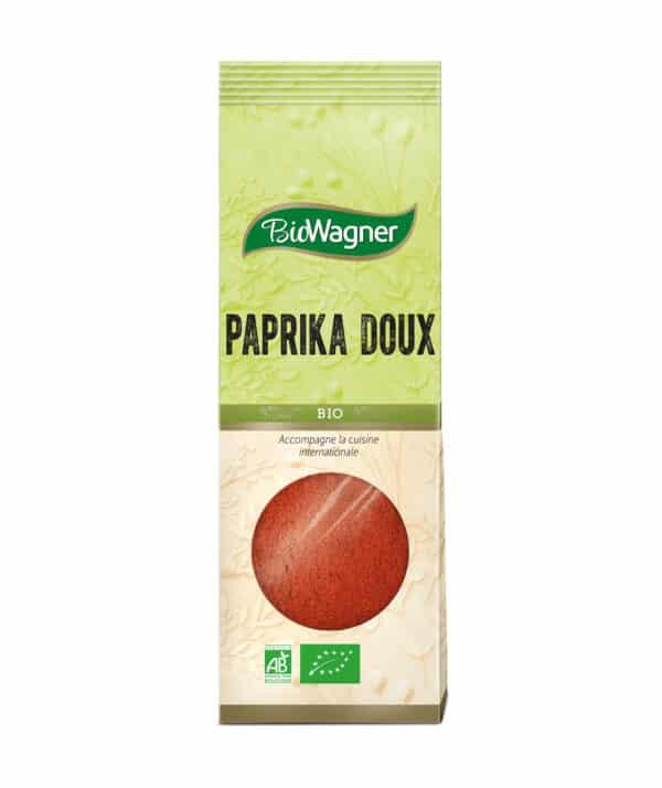 Paprika doux Bio - Sachet - BioWagner