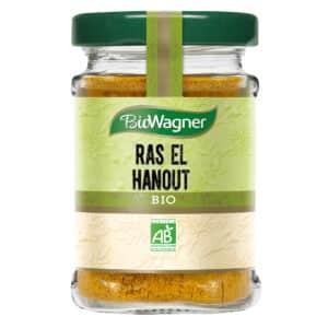 Ras el Hanout Bio - Flacon - BioWagner
