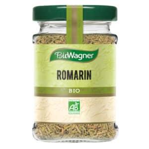 Romarin bio - Flacon verre - BioWagner
