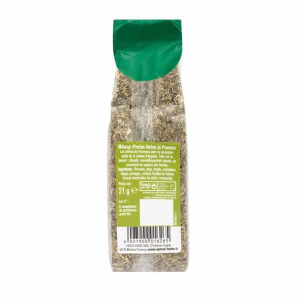 Herbes de Provence - Sachet recharge - Épices Fuchs