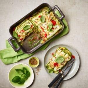 Lasagne crus