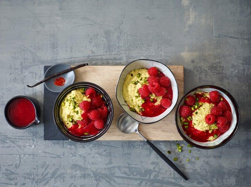 porridge au quinoa