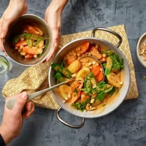 Curry à l'indienne