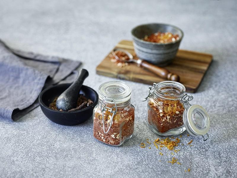 sel à frotter fait maison