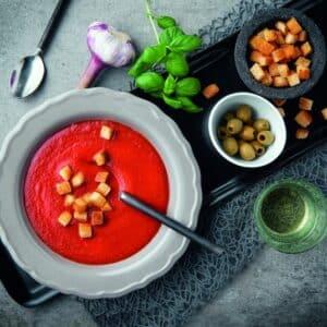 soupe toscane de pain a la tomate